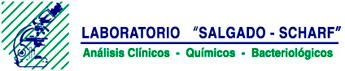 Laboratorio Salgado Scharf Logo